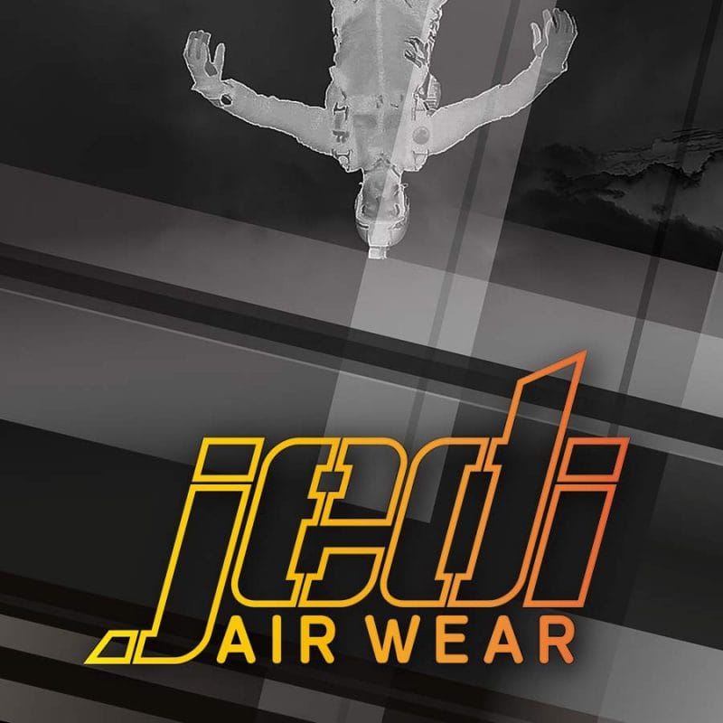 Promotional and display graphics Jedi