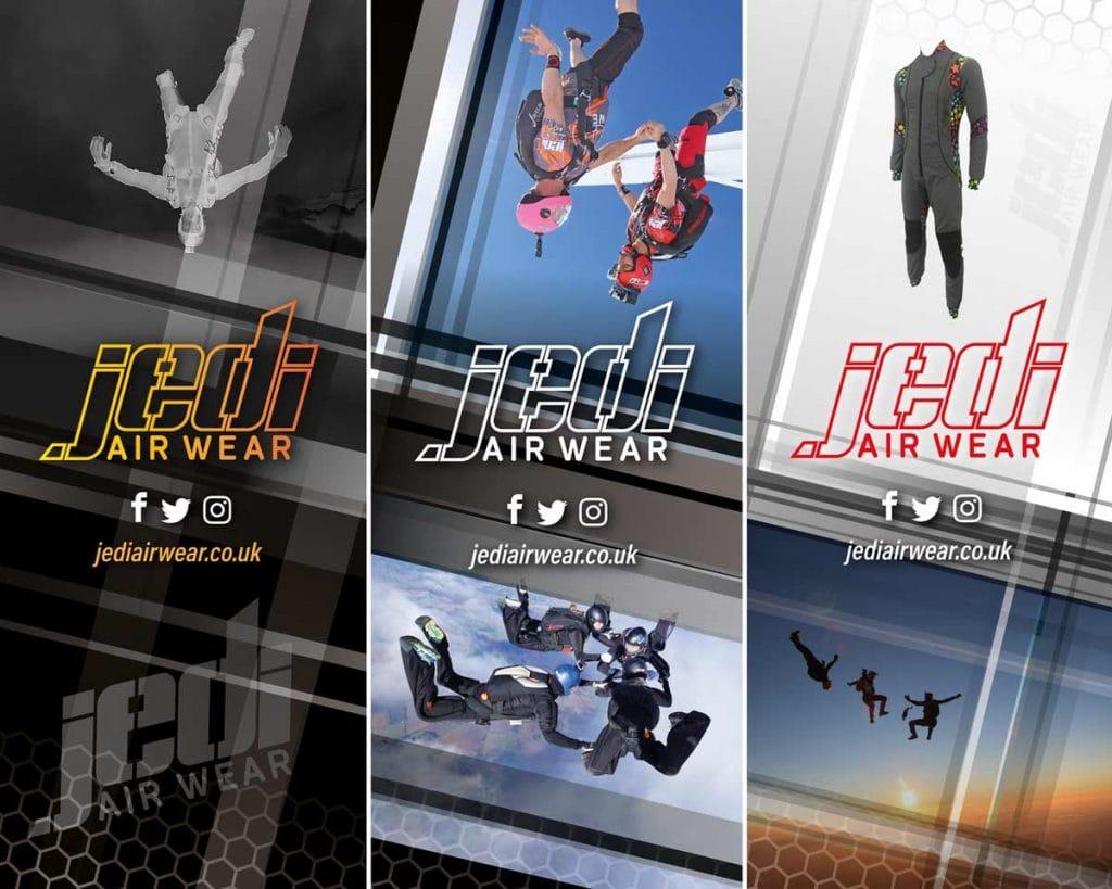 Graphic design display graphics Jedi